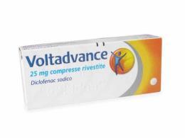 VOLTADVANCE 25MG 20 COMPRESSE RIVESTITE