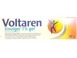 VOLTAREN EMULGEL 1% GEL 60 G